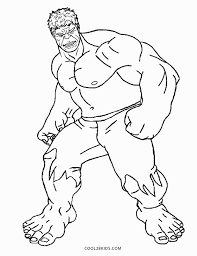 Small Picture Free Printable Hulk Coloring Pages For Kids Cool2bKids