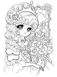 Coloring Pages Manga Coloring Book App Anime Free Pages Plus Page