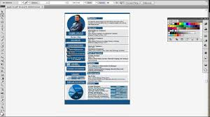 How To Convert Adobe Illustrator Cv Template Into Word Document