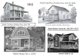 1910 Houses Design The Mail Order American Dream An Introductory