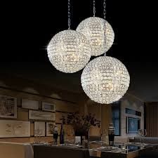 1 light crystal chandelier lighting fixture small clear crystal re lamp chandelier iron restaurant lounge led