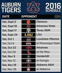 2016 schedule florida gators football sec football college football teams football season