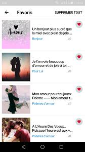 Sms Romantique Citation Amour For Android Apk Download