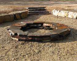 Stacked Stone Fire Pit 17 best kennel images backyard ideas firepit ideas 6100 by xevi.us