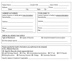 Beneficiary Release Form Awesome Consent To Release Information Template Thalmusco