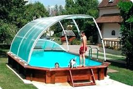 Above Ground Swimming Pool Domes Above Ground Swimming Pool Domes