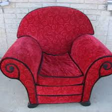 blues clues thinking chair for sale. Blues Clues Upholstered Red Thinking Chair Full Child Size Furniture Childs Room For Sale :