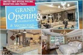 Taylor Morrison Design Center Tampa Hours Youre Invited Taylor Morrison Homes At Watergrass Grand