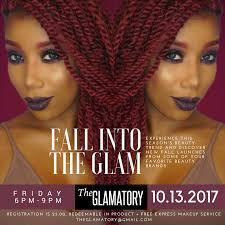 2017 fall makeup trends with the glamatory atlanta makeup ulta sephora brands