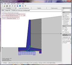 Small Picture RetainWall a retaining wall engineering design software