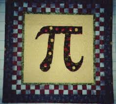 Pi & Mona Wilkerson made Traditional as Apple Pi in response to a quilt  challenge by National Online Quilters in the spring of 1998. It is 24