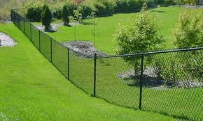 chain link fence post installation. 1 Chain Link Fence Post Installation T