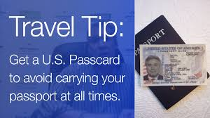 Us Passport Design Do I Need A Passport Card