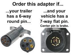 6 way trailer plug to 7 way facbooik com 7 Way Round Wiring Diagram trailer wiring diagram 6 way round wiring diagram 7 way round pin wiring diagram