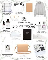 As Seen on The EveryGirl: Gift Guide for the Minimalist – Arianna Belle