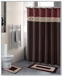 bathroom towel and rug sets contemporary bathroom decor with shower curtain bath rug bathroom towel rug sets