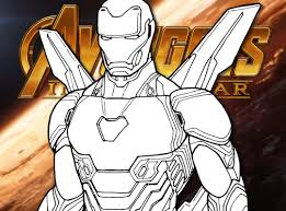 Strange harbors film review | avengers: How To Draw Iron Man Avengers Infinity War Drawing Tutorial Draw It Too