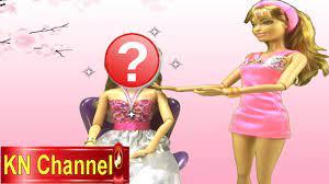 Đồ chơi trẻ em Búp bê Barbie GIA ĐÌNH LUCY tập 3 TRÙNG TU NHAN SẮC Baby  Doll Kids toy - YouTube