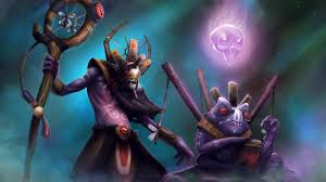 witch doctor dota 2 ranked match youtube