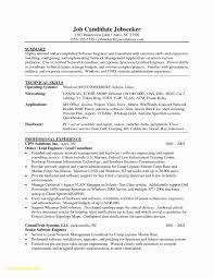 Senior Software Engineer Resume Template Download Software Engineer