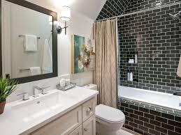 modern black white. Red Bathroom Decorating Ideas Unique Black White And Modern