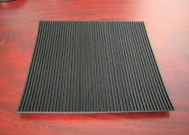 corrugated rubber mat fine ribbed rubber sheet rubber rolls for flooring