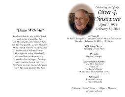 Oliver G. Christiansen