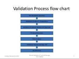 Validation Flow Chart Validation Process Flowchart People Process