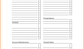 call sheet template excel sales call sheets template kays makehauk co