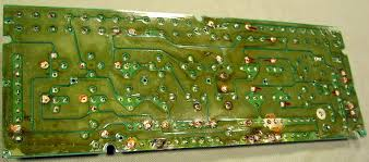 fuse panel repairs page two here is an image of the completed board showing all pins back in place and the right side fuse block mount going back on