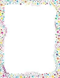 Free Page Borders For Microsoft Word Cool Birthday Borders For Microsoft Word Group With 48 Items