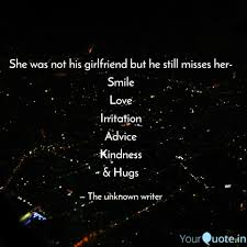 She Was Not His Girlfrien Quotes Writings By Charlie Morris