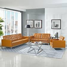 Tan Living Room Furniture Light Brown Leather Sofa Living Room Ideas Nomadiceuphoriacom