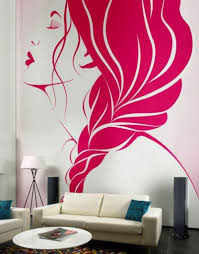 Modern Colors For Living Room Walls Creative Wall Painting Ideas Pictures