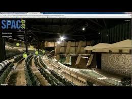 Saratoga Performing Arts Center Seating Chart Virtual Tour