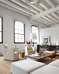 small loft furniture. Architecture, Small Living Room Loft Apartment Furniture Interior Decorating Ideas With White Fabric Armchair Floor