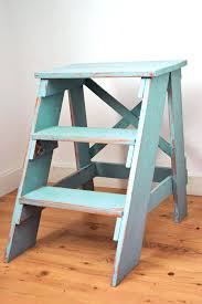 vintage step ladder its been a while since been able to just build a furniture piece vintage step ladder