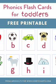 Printable phonics worksheets for kids. Free Phonics Flashcards For Toddlers Learning Phonics 31daysoflearning