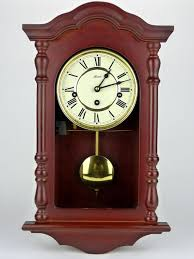 franz hermle westminster chime wall clock