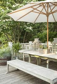 furniture deck. beachy hamptons house tour furniture deck u
