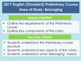 english teaching made easy teaching resources tes introduction to area of study belonging