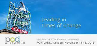2018 pod conference program pdf available here