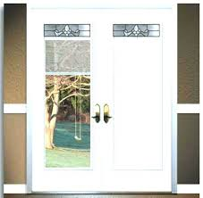 patio door nds fiberglass french doors with built in from storm blinds pella sunscreen roller fitted