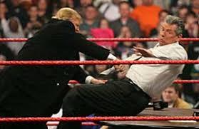 Image result for trump wrestling