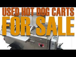 Hot Dog Vending Machine For Sale Best Used Hot Dog Carts For Sale YouTube
