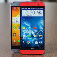 The HTC One E8 is a plastic phone in ...