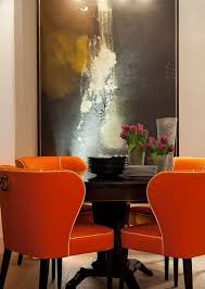 excellent 287 best decadent dining images on dining rooms orange dining room chairs remodel