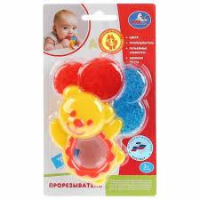 <b>Прорезыватель Мишка на</b> шариках <b>Умка</b> 9521-FF купить в ...