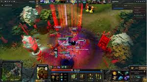 fnatic 5 man blackhole vs qpandas dota2