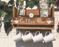 Bar Accessories And Decor Coffee Bar Accessories Etsy 78